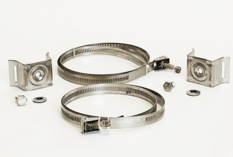 Product images pictures of quick release hose clamps
