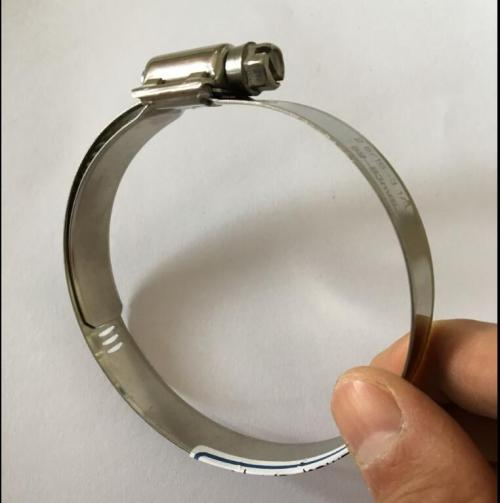 Lined Hose Clamps