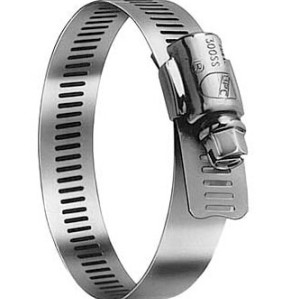 Stainless Steel Hose Clamps for Pool & Spa Accessorries