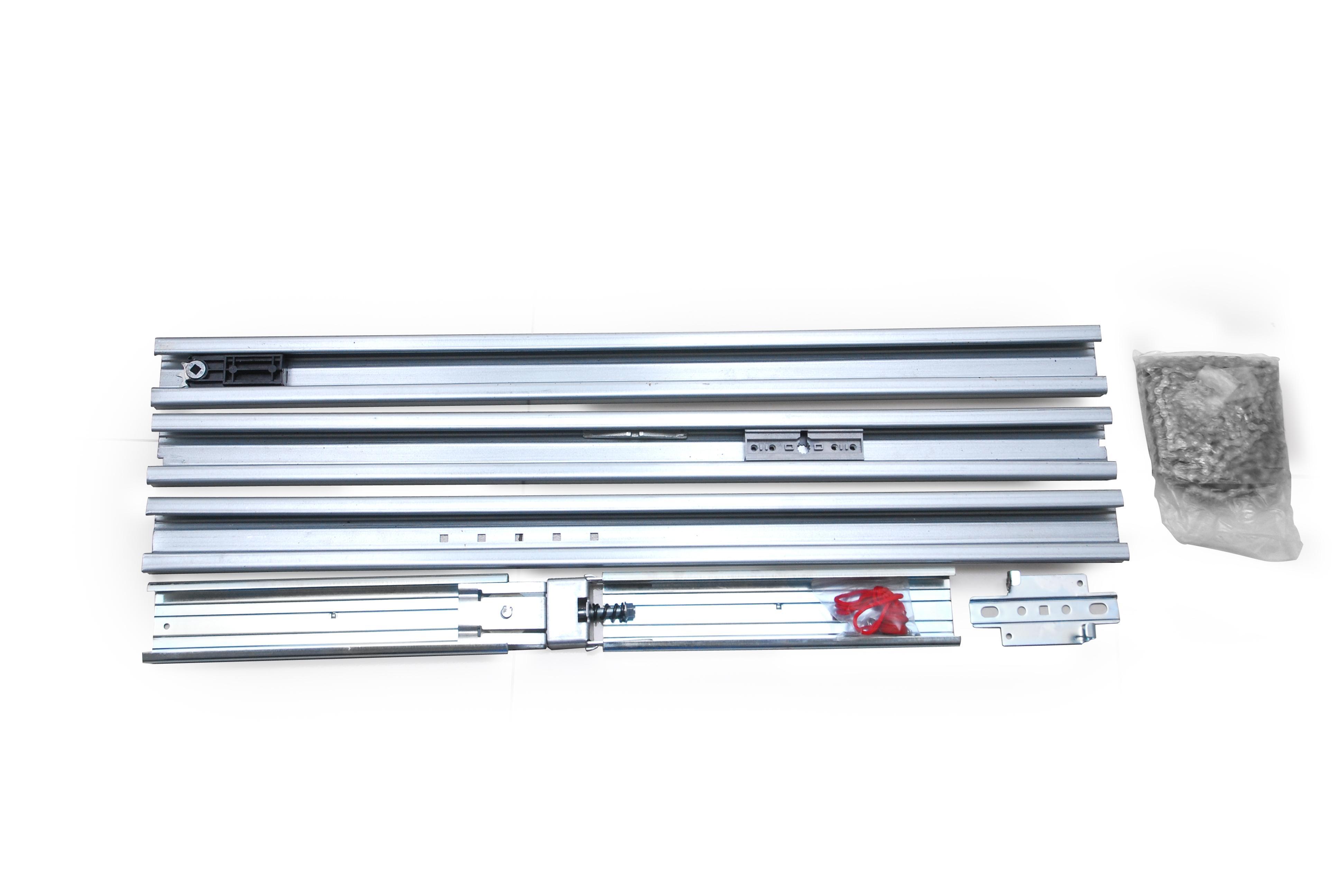 3 part Rail (Iron or Alu. Rail)