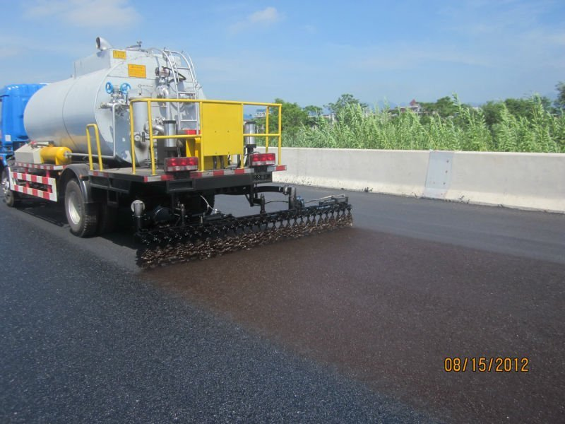 Automatic Rubber Bitumen Asphalt Sprayer