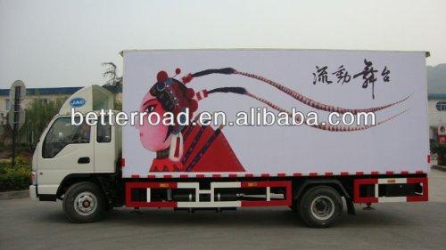 المحمول شاحنة 5m الحفلة المرحلة