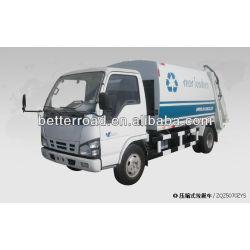 حار مبيعات zqz5070zyse4 شاحنة لجمع القمامة مضغوط
