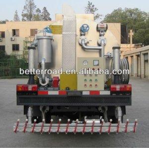 آلات الطريقخلط سعة خزان الأسفلت البخاخ: 2000l