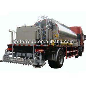 12000L asphalt distributor
