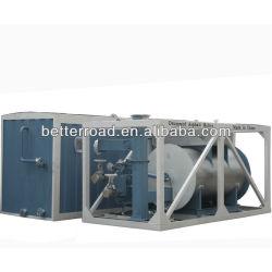Использование Асфальт / битум в бочках Асфальт плавления оборудование