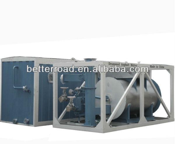 Use Asfalto / betume asfalto drummed de fusão Equipamento