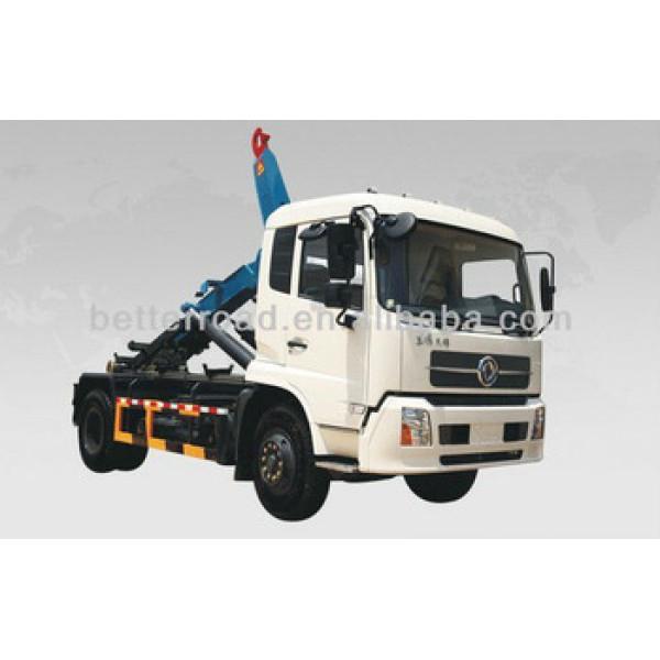 دونغفنغ شاحنة القمامة الذراع لفة 6x4 15~22 m3 حاوية القمامة ذات الخطاف،
