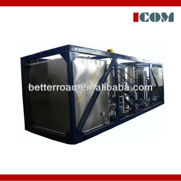 icom البيتومين والمطاط المعدات