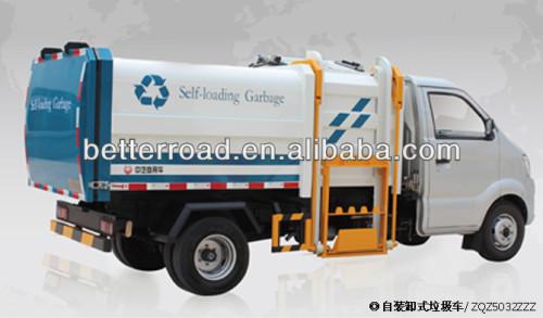 مركبات نقل القمامة تشانجان