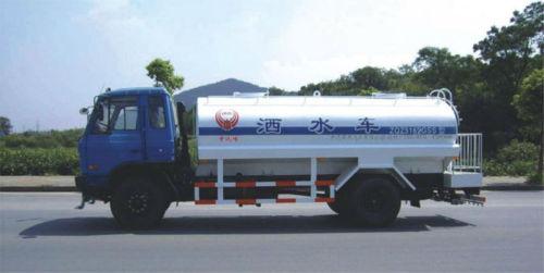 حار بيع شاحنة لنقل المياه، شاحنة صهريج لنقل المياه، شاحنة خزان المياه