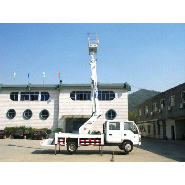 حق العمل الجوي jmc 22m السيارة باليد