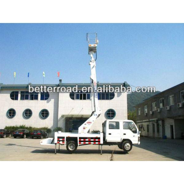 حق العمل الجوي jmc 16m السيارة باليد