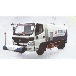 الصين طراز شاحنة لنقل المياه لتنظيف اليد اليمنى، الضغط العالي