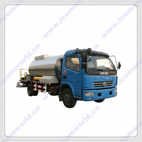 Distribuidor de asfalto comum