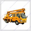 Aerial work truck