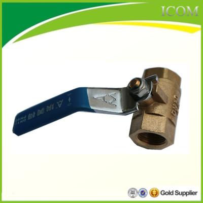 Brass ball valve