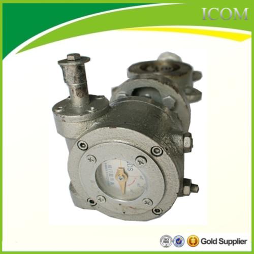 Manual butterfly valve