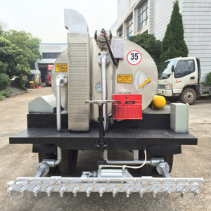 ZMTS-10 Trailer-mounted Asphalt Distributors