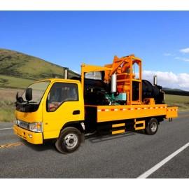 Truck Mounted Asphalt Patch Plant