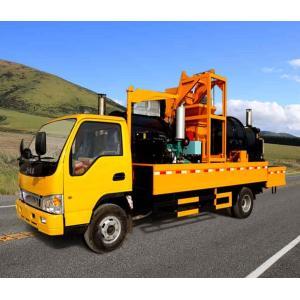 Planta de asfalto móvil para reparación