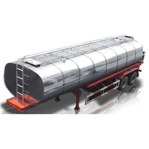 Cisterna de transporte de asfalto