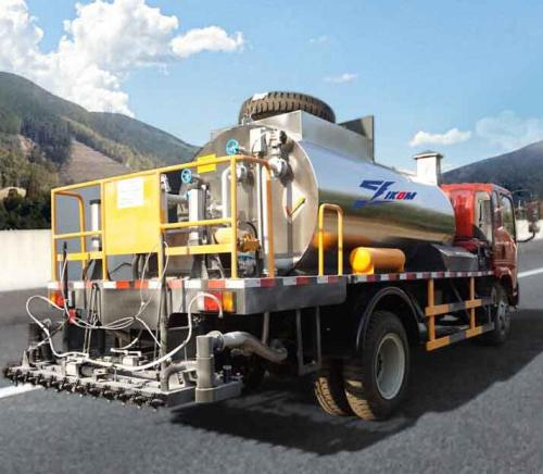 Intelligent Asphalt Distributor