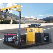 Truck Mounted Crack Sealing Machine
