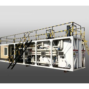 Polymer Modified Bitumen Plant