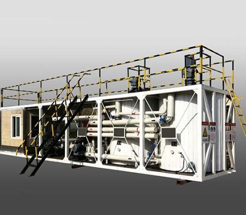 Polymer Modified Bitumen Plant