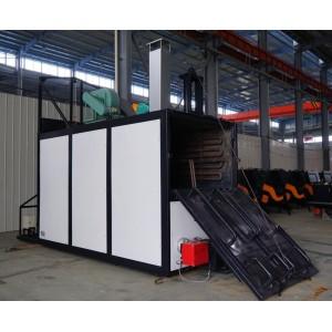 Drummed Bitumen Decanter  (inner boiler type)