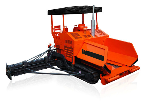 IKOM ZMWT Series Stabilized Soil Paver