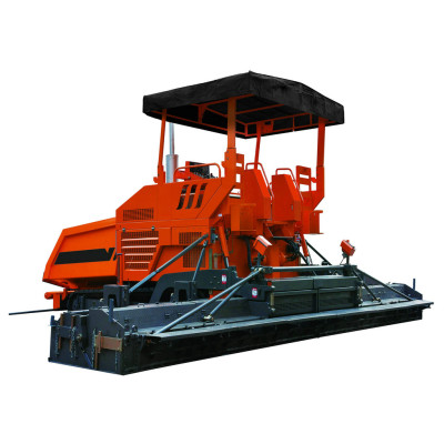 IKOM ZMVT Series Paver ( For Asphalt & Stabilized Soil)