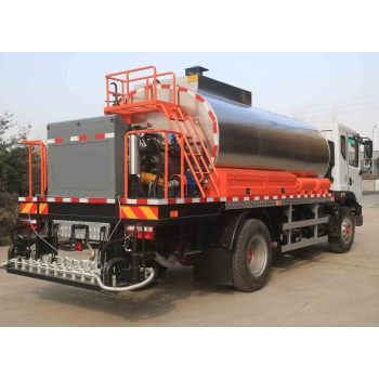 New Generation Full Automatic Asphalt Distributor