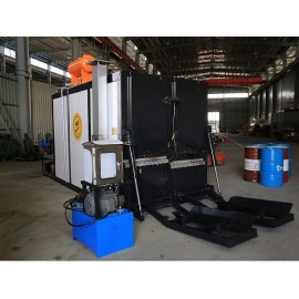 Boiler Free Hydraulic Drummed Bitumen Decanter