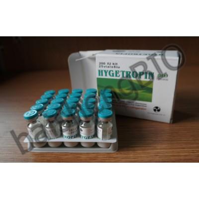 HGH hygetropin