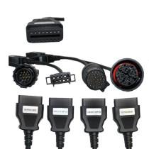 CABLES FOR AUTOCOM CDP FOR 24V TRUCKS