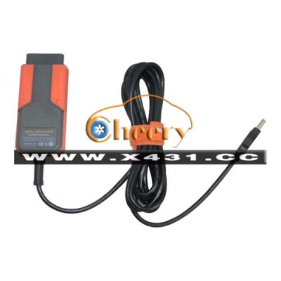 MVCI TIS for TOYOTA + HDS for HONDA + DICE for VOLVO Auto diagnostic tool