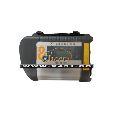 MB SDconnect compact 4 Star diagnosis for Mercedes Benz
