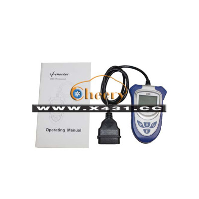 V-Checker V201 Professional OBDII Scanner With CAN Bus