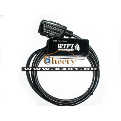 WiFi OBD-II Car Diagnostics Tool for Apple/ iPad / iPhone /  iPod Touch