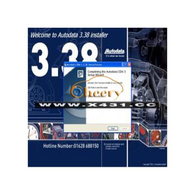 Alldata 10.52+Mitchell Ondemand 5 Q1.2012+Autodata V3.38 3 in 1