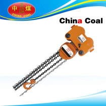 Combined chain hoist