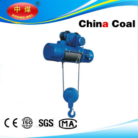 CD1 type wire rop electric hoist