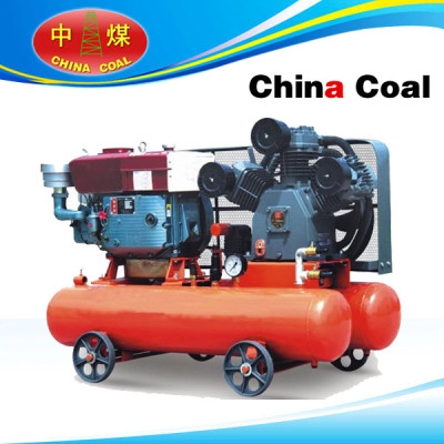 30l/33l//55l portable air compressor with diesel engine