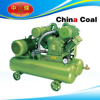 Concrete shotcrete use piston air compressor
