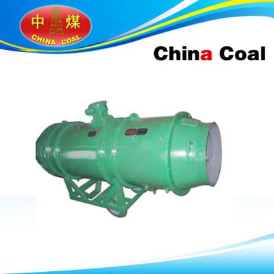 Dust mine ventilation