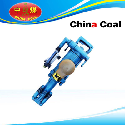 The pneumatic rock drill are mainly used in construction sites, various types of mines, railways, water conservancy construction and national defense construction areas for drilling operations. The rock drill has good performance under low pressure; it is suitable for act impetus with long air pipe