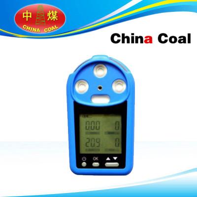 Multi-parameter gas detector