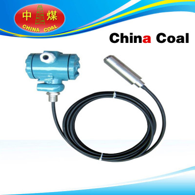 Inductive liquid level transmitter